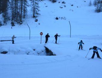 Ski nordique, écrins