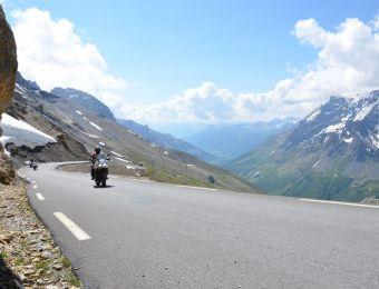 Balades à moto