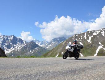 Les cols des Hautes-Alpes à moto