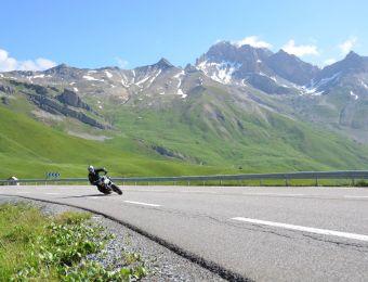 Randonnée à moto